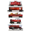 2015 Lionel Toymaker Santa Express +Actual Shipping Cost