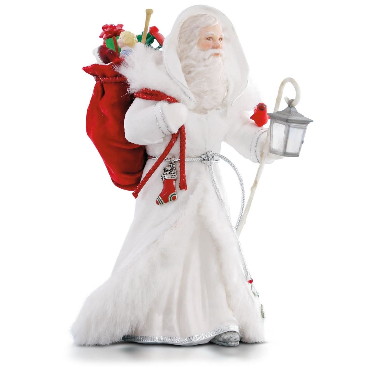 2015 Father Christmas Hallmark Keepsake Ornament - Hooked ...
