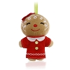 2016 Keepsake Kids - Ginger Girl Ornaments