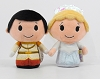 2015 D23 Cinderella & Prince Itty Bittys - LTD Edition of just 875 !