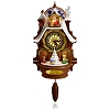 2015 Santa's Magic Cuckoo Clock - Hard to find!