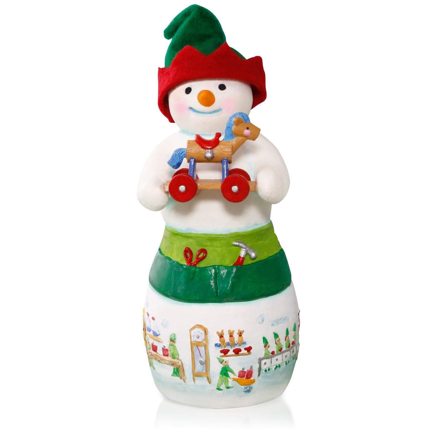 2015 Snowtop Lodge #11 Hallmark Keepsake Ornament