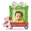 2016 Baby's First Christmas - Beary Cute Photo Holder