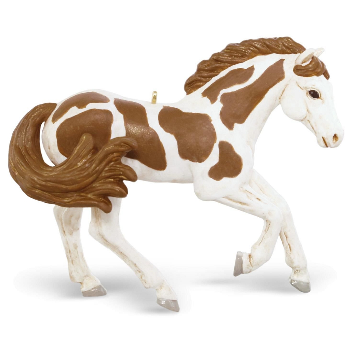 2016 american paint horse hallmark keepsake ornament