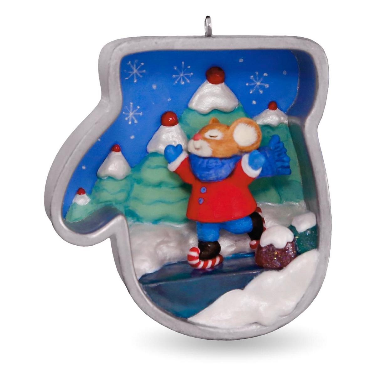 Cookie cutter christmas hallmark keepsake ornament