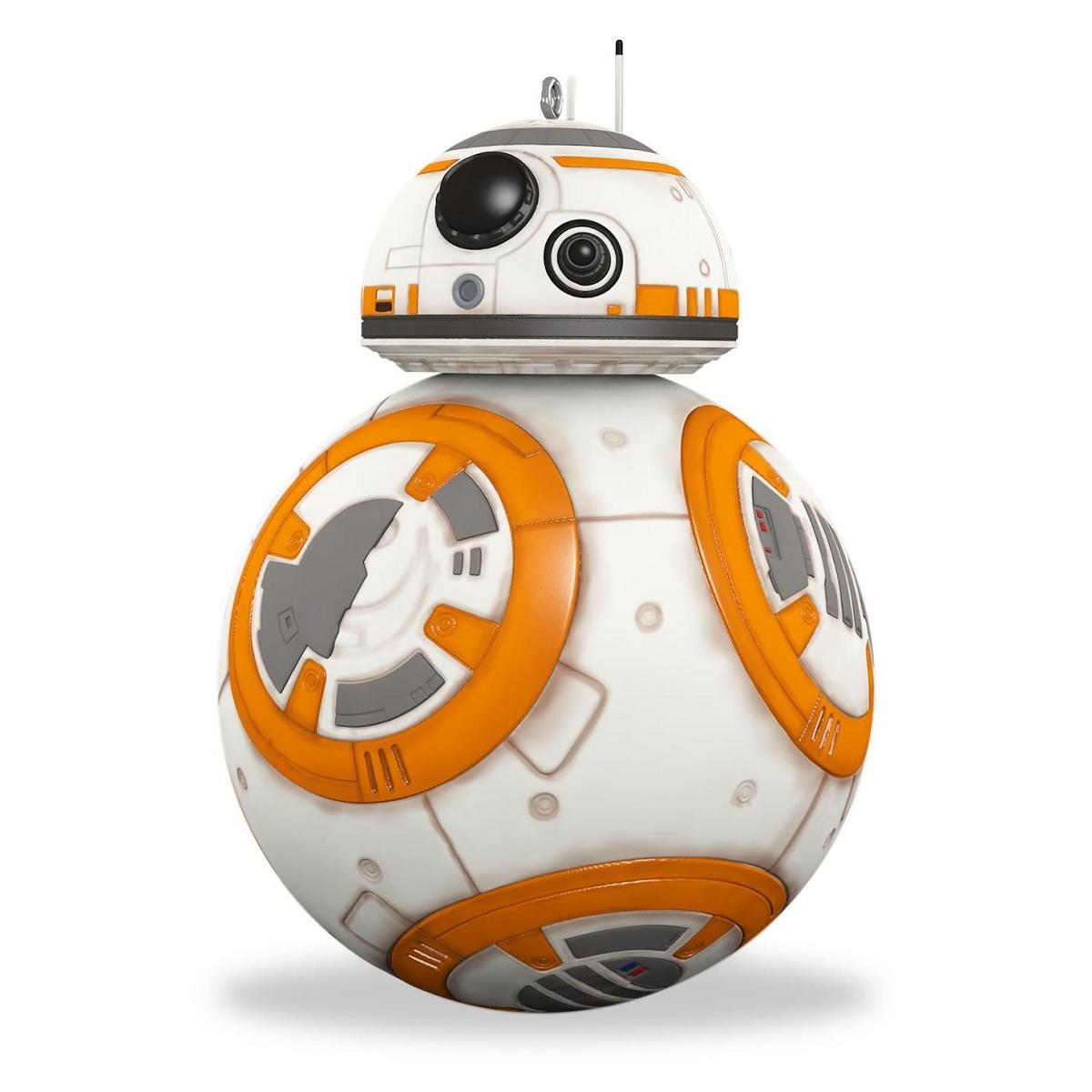 2016 Star Wars Bb 8 Droid Hallmark Keepsake Ornament