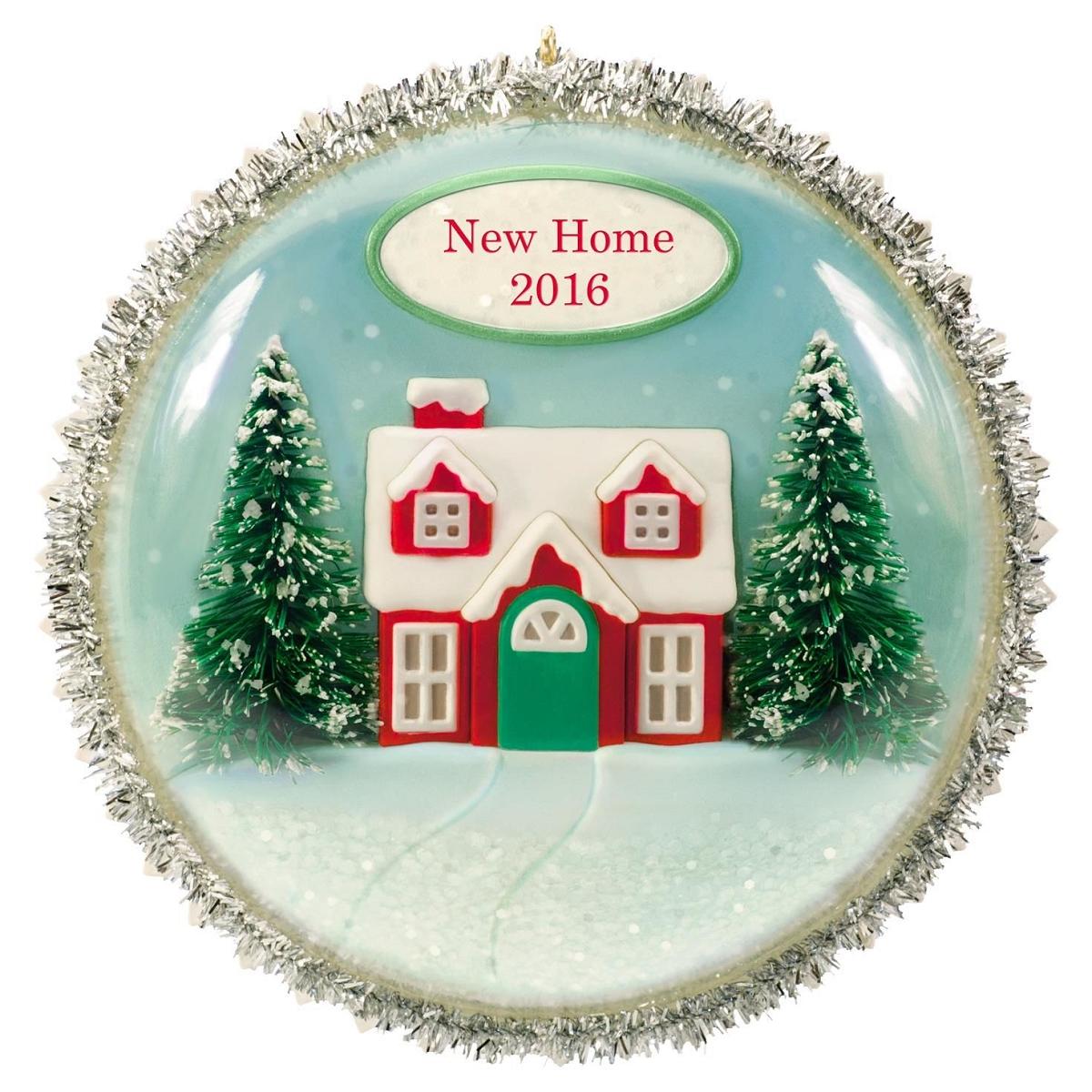 2016 New Home Hallmark Keepsake Ornament