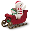 2016 Twinkling Sleigh Ride ORNAMENT