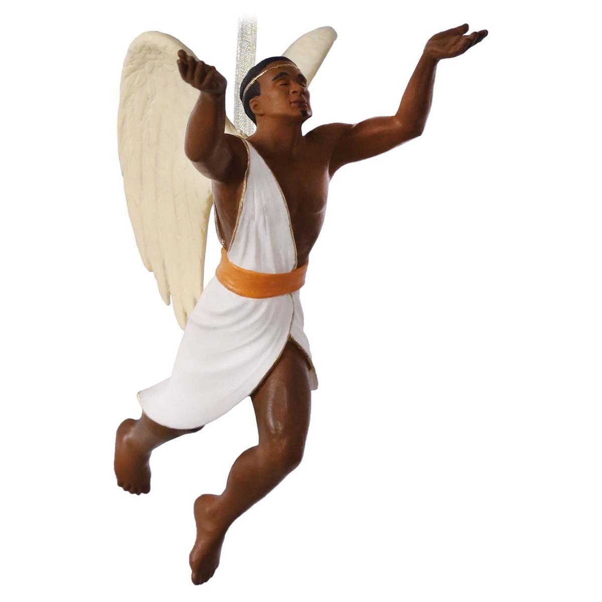 2016 Angel Of Joy Hallmark Keepsake Ornament Hooked On