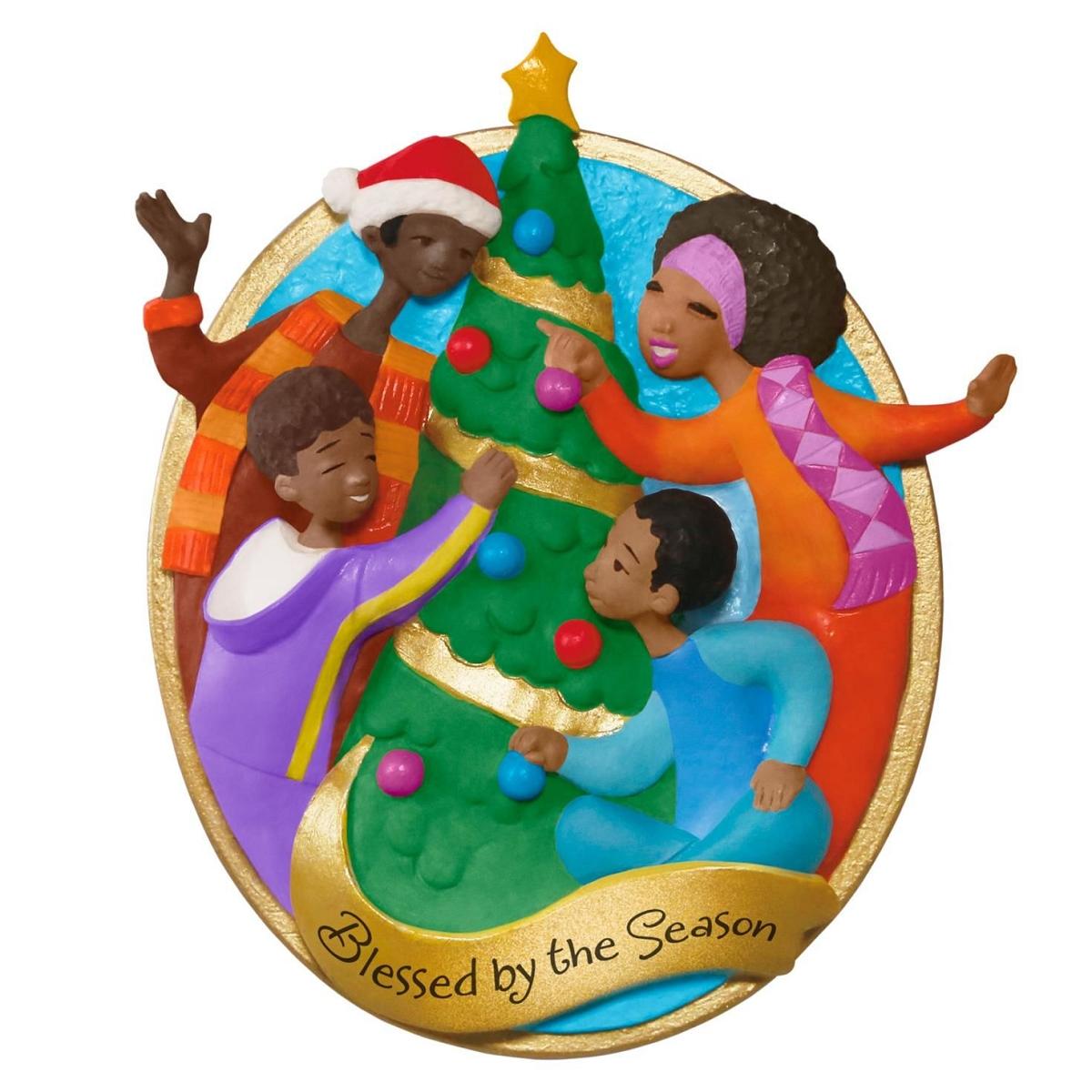 2016 blessed by the season hallmark keepsake ornament
