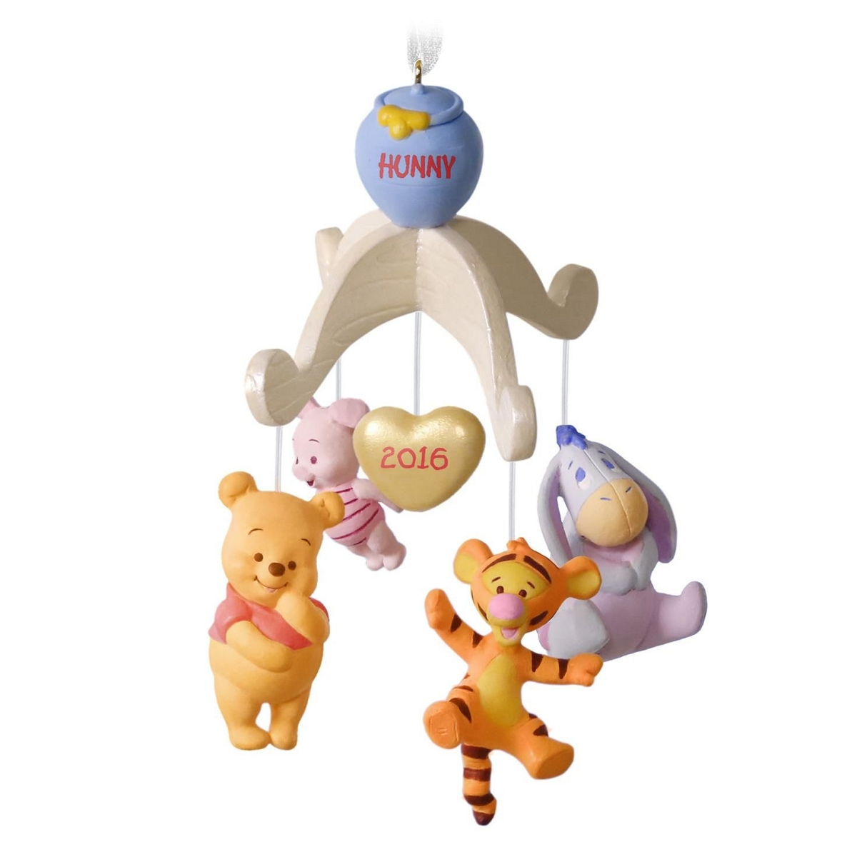 2016 Baby's First Christmas Hallmark Keepsake Ornament ...