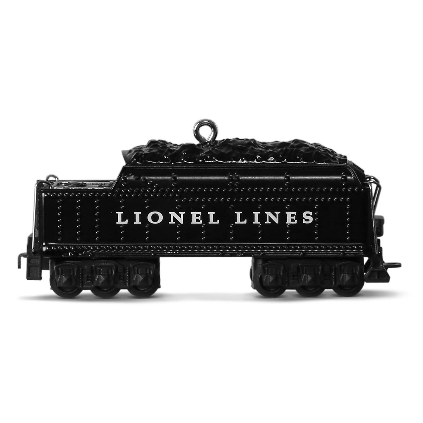 Exhibition Stand Tenders 2016 : Lionel w tender hallmark keepsake ornament