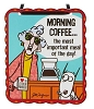 2016 Maxine Morning Coffee Ornament