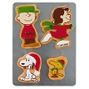 2016 Peanuts Christmas Magnets