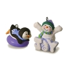 2016 Frosty Fun For You MINIATURE set of 2