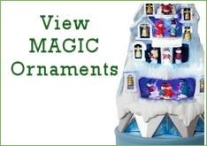 2016 Hallmark Magic Ornaments