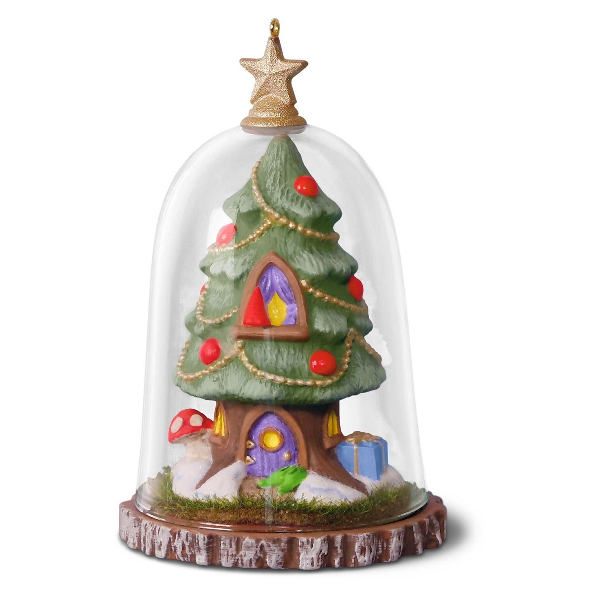 Gnome for the holidays hallmark keepsake miniature