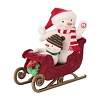 2016 Twinkling Sleigh Ride Plush Tabletopper