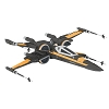 2016 Star Wars, T-70 X-Wing Fighter *MAGIC Click for Video