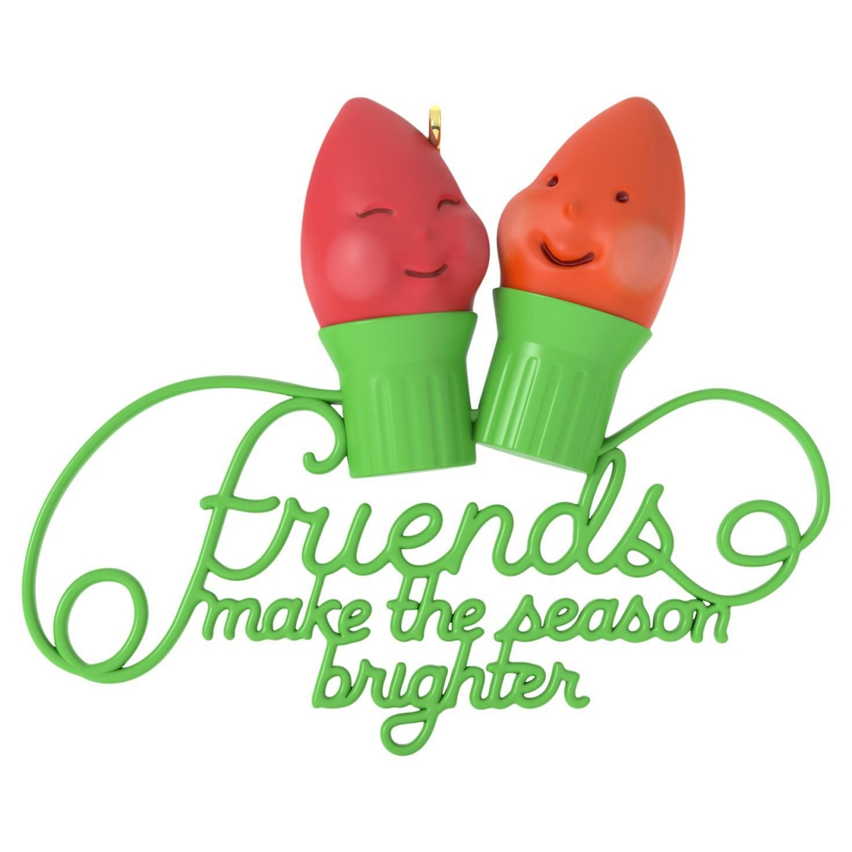 2016 Friends Make the Season Brighter Hallmark Keepsake ...