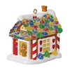 2016 Sweet Little Mouse House LIGHTED MINIATURE