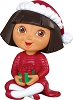 2016 Dora the Explorer - Carlton Ornament