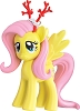 2016 My Little Pony, Fluttershy - Carlton Ornament