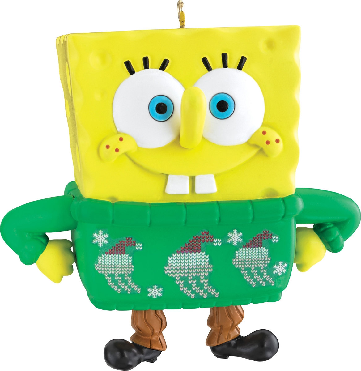 2016 spongebob squarepants carlton ornament from american 2016 spongebob squarepants carlton ornament from american greetings at hooked on ornaments kristyandbryce Choice Image