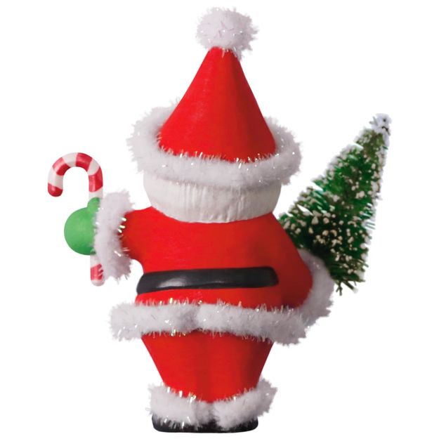 2017 heirloom santa hallmark keepsake ornament hooked on for Hallmark christmas in july 2017 schedule