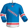 2017 NHL New York Rangers Jersey