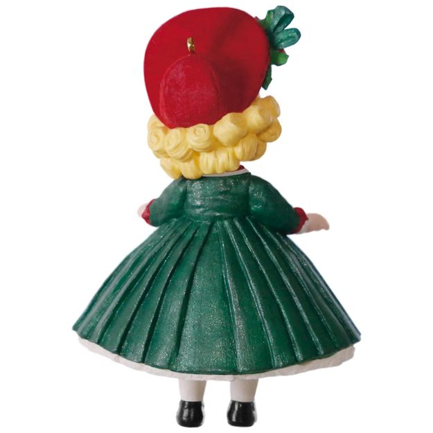 2017 madame alexander hallmark ornament hooked on for Hallmark christmas in july 2017 schedule