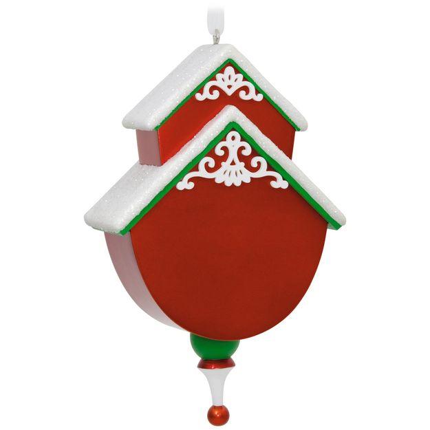 2017 beautiful birdhouse hallmark keepsake ornament