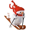 2017 Snowman On The Slopes