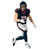 2017 Football Legends,  JJ Watt, Houston Texans - Avail OCT