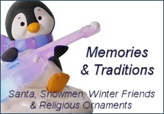 2017 Hallmark Memories & Traditions Ornaments
