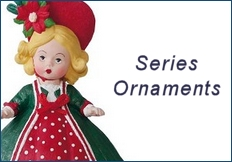 2017 Hallmark Series Ornaments