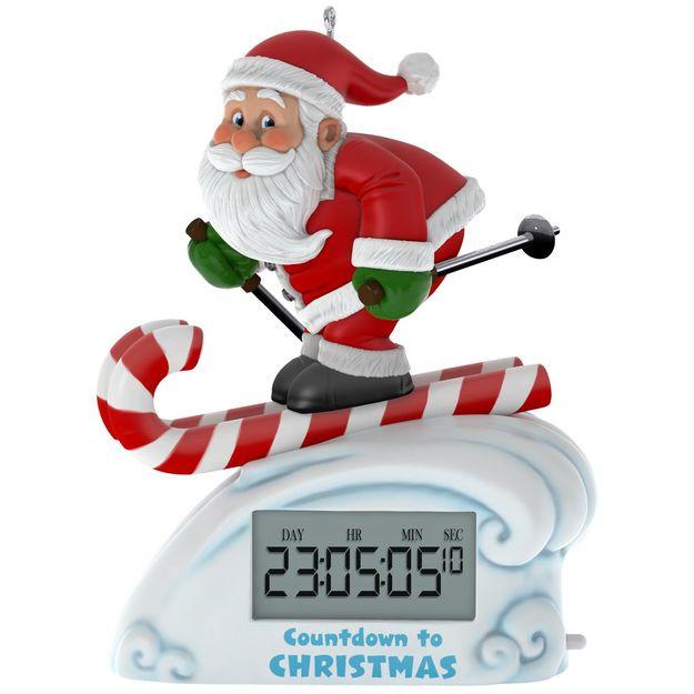2017 Countdown to Christmas Hallmark Magic Ornament ...