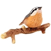 2018 Marjolein Bastin Red Breasted Nuthatch Figurine