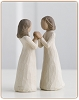 Willow Tree SISTERS BY HEART - Figurine Sculpture