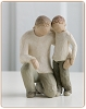 Willow Tree FATHER AND SON - Figurine