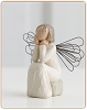 Willow Tree ANGEL OF CARINGHallmark Christmas Ornament