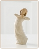 Willow Tree FREE SPIRIT Figure