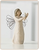 Willow Tree ANGEL OF HOPE - Figurine Sculpture