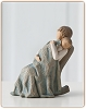 Willow Tree THE QUILT - Figurine Sculpture