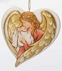 Angel with Baby OrnamentHallmark Christmas Ornament