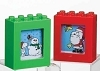 2014 Peanuts Photo Block / Glitter Globe  - by Roman, IncHallmark Christmas Ornament