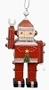 2014 Robot Santa Ornament - Roman, Inc.Hallmark Christmas Ornament