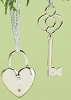 2014 True Love Lock & Key , set of Two - by Roman, Inc.Hallmark Christmas Ornament
