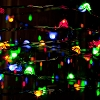 Fairy Lights - 10 foot Multi-function Multi-color LED Light String, BATTERY