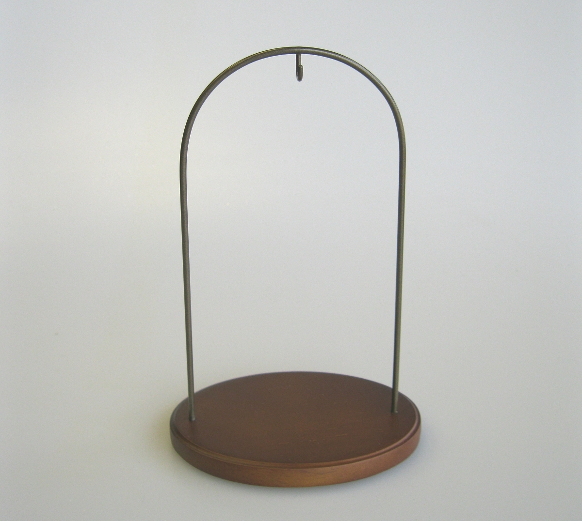 Walnut Hanging Ornament Stand Hooked On Ornaments
